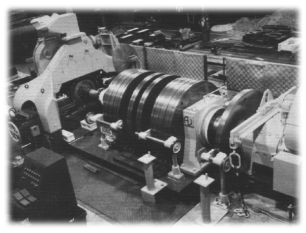 AAR Railroad-wheel Dynamometer