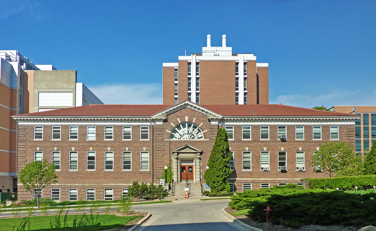 Agricultural Engineering Building - University of Wisconsin