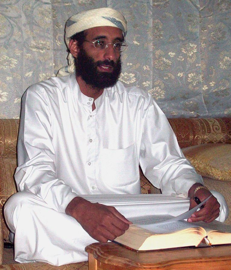 Anwar Nasser al-Awlaki was a Yemeni-American imam targeted and killed by a U.S. drone strike in 2011. He was believed to be centrally involved in planning terrorist operations for al-Qaeda.