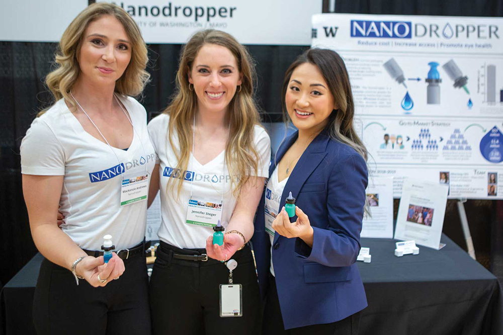 Nanodropper Team