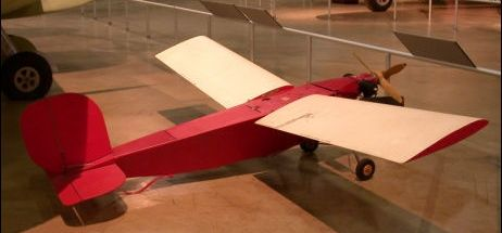"The US-made version of the ""Queen Bee"" was Northrup's OQ-2A-Radioplane."