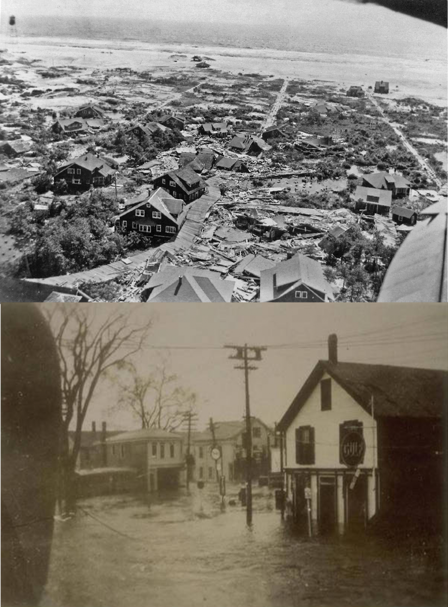 great hurricane of 1938