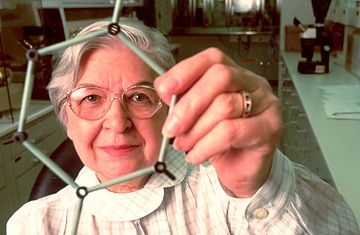 Portrait of Stephanie Kwolek