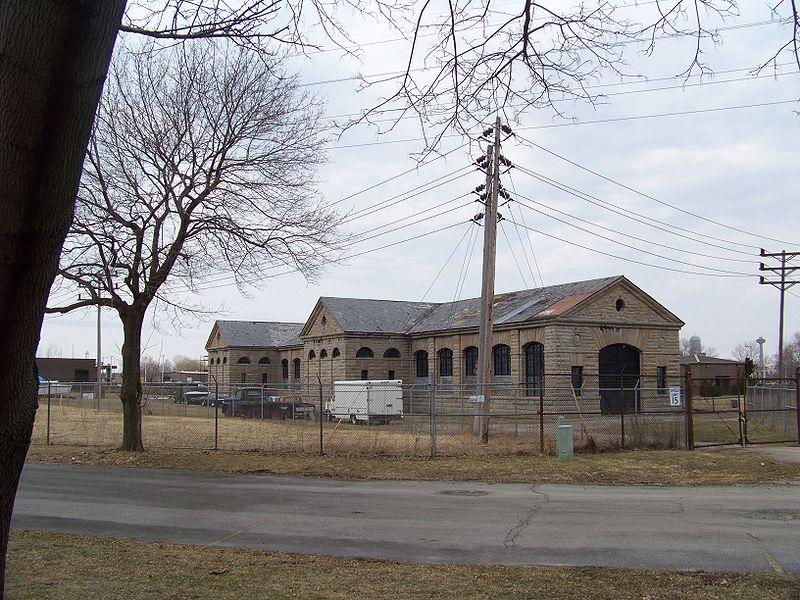 Adams Hydroelectric Generating Plant-