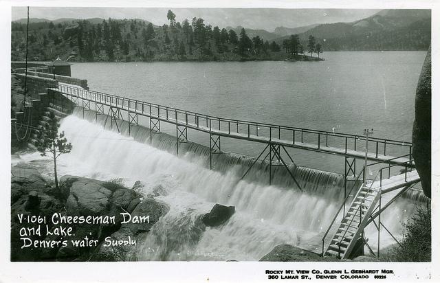 Cheesman Dam-