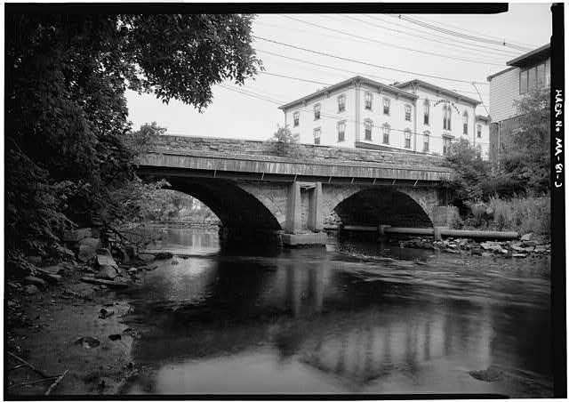 Choate Bridge-