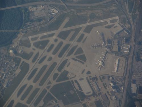 Cleveland Hopkins Airport-