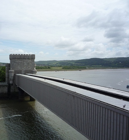 Conwy Tubular Bridge-