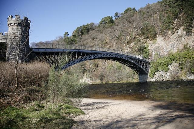Craigellachie Bridge-