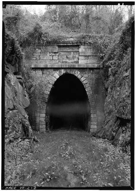 Crozet's Blue Ridge Tunnel-