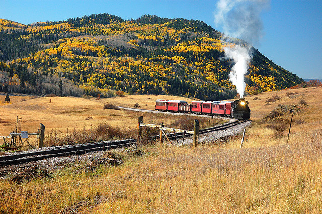 Cumbres and Toltec Scenic Railway-