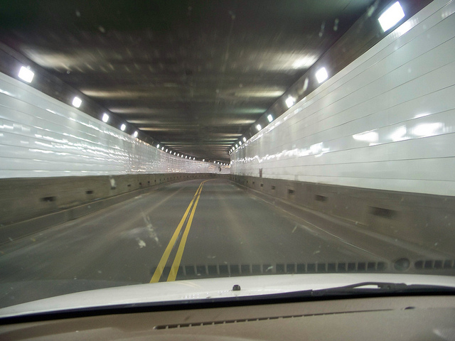 Detroit-Windsor Tunnel-