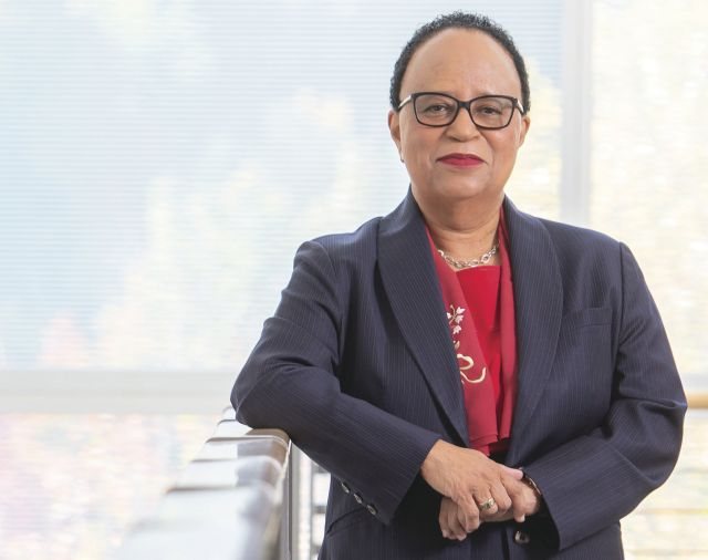 Profile picture for user Dr. Shirley Ann Jackson