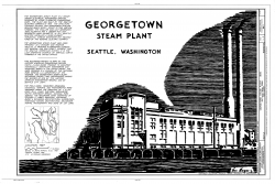 Georgetown Steam Hydro Generating Plant