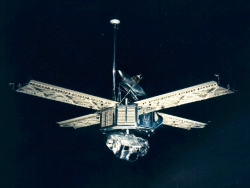 Mariner 6 and 7 spacecraft