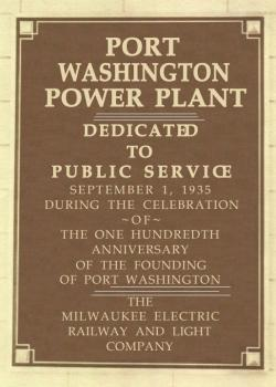 Port Washington Power Plant