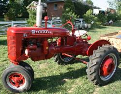 Farmall Row Crop Tractor