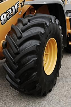 Rubber Tractor Tires
