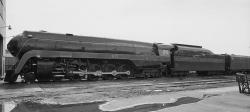 Norfolk & Western #611, Class J Steam Locomotive