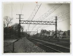 AC Electrification of the New York, New Haven & Hartford Railroad (DUPE: IEEE+ASME)