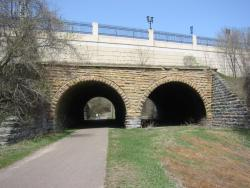 Seventh Street Improvement Arches