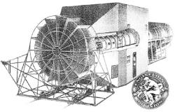 Wright Field 5-foot Wind Tunnel