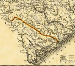Charleston - Hamburg Railroad