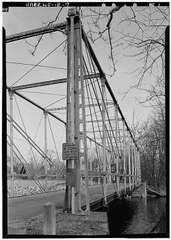 Fink Through Truss Bridge
