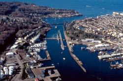 Lake Washington Ship Canal & Hiram M. Chittenden Locks