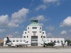 Houston Municipal Airport Terminal