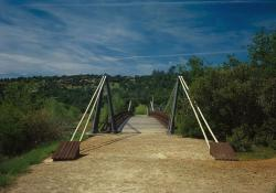 Bidwell Bar Suspension Bridge