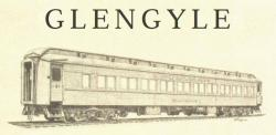 Pullman Sleeping Car Glengyle