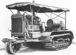 Holt Caterpillar Tractor