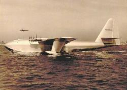 Howard Hughes Flying Boat, HK-1