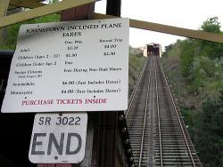 Johnstown Incline