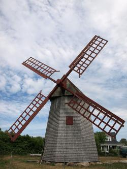 Old Mill in Nantucket