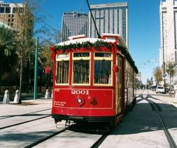St. Charles Avenue Streetcar Line