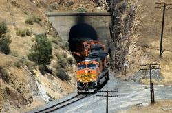 Tehachapi Pass Railroad Line