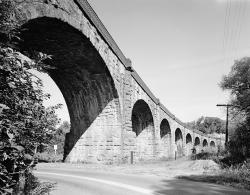 Thomas Viaduct Railroad Bridge