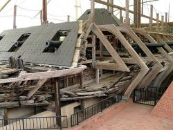 USS Cairo Engine and Boilers