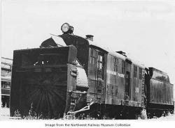 Northern Pacific Rotary Snow Plow #2