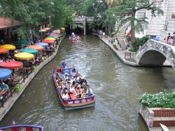 San Antonio River Walk & Flood Control System
